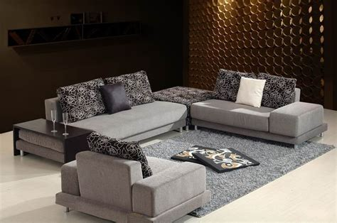 whole sale modern design high quality fabric sofa set 1008 in living room sofas from furniture