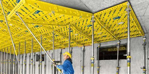 Panel floor formwork Dokadek 30   Doka