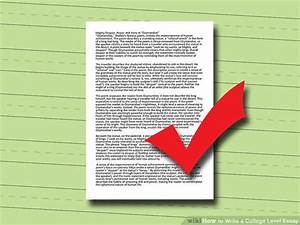 college level essay introduction