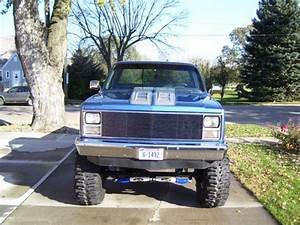 1984 Chevy Ck2500 Long Box 4x4  K Pickup 2500 1984 For Sale