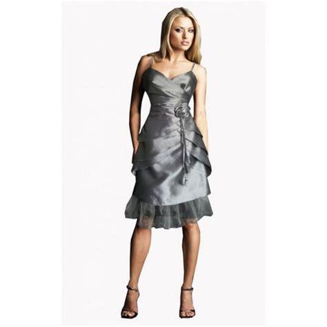 robe et grise pour mariage robe cocktail grise pour mariage