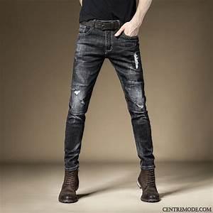 Jean Homme Taille Basse : jeans clair homme ivoire kaki jeans taille basse pas cher ~ Melissatoandfro.com Idées de Décoration