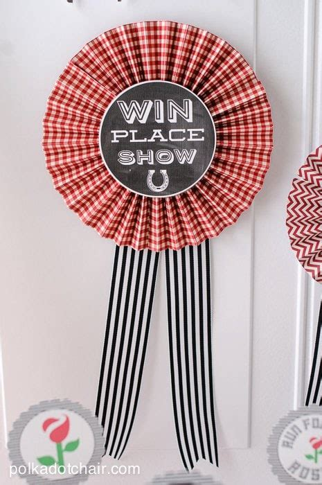 kentucky derby party ideas   printables