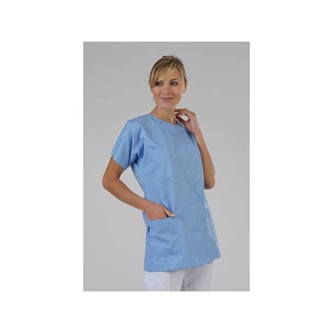 tablier de cuisine professionnel personnalisé blouse medciale ciel hauteur buste pour infirmière label blouse