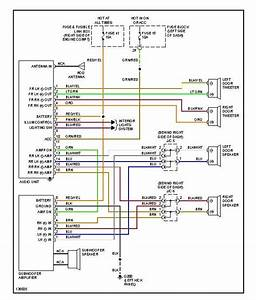 Nissan Xterra Headlight Wiring Diagram