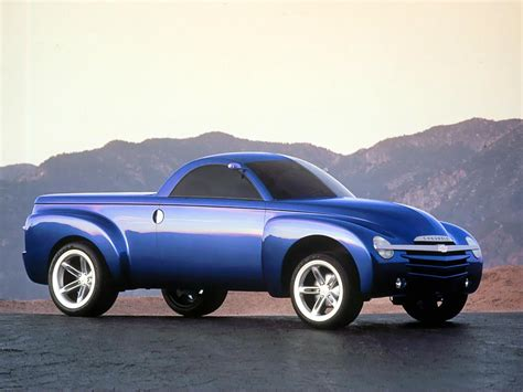 size bed 2000 chevrolet ssr concept chevrolet supercars