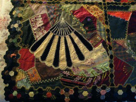 Vintage Crazy Quilt Value Antique Crazy Quilts Antique