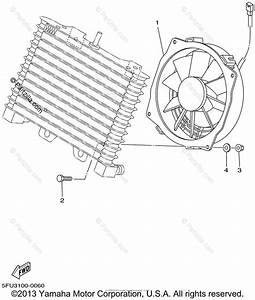 Yamaha Atv 2002 Oem Parts Diagram For Blower