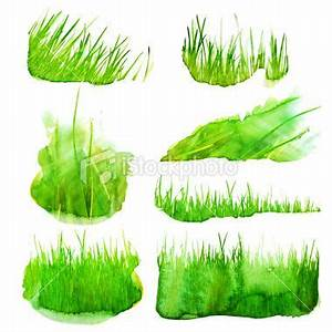 Watercolored Grass Backgrounds - Stock Photo - iStock ...
