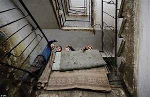 Romanian gypsies living in condemned ghetto which mayor ...