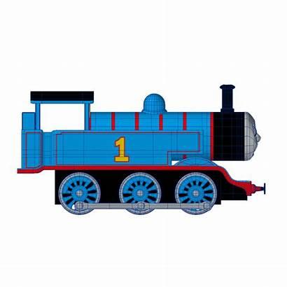 Thomas Train Clipart Clip Side Cars Cliparts