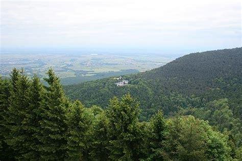 meteo mont odile visiter mont sainte odile guide de voyage et information de tourisme pour mont sainte odile