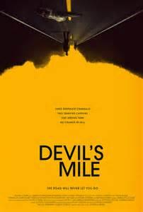 Devil's Mile print