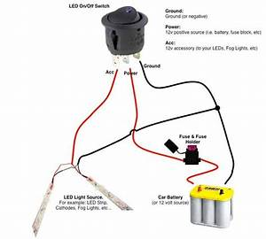 Wiring Manual Pdf  12 Volt Light Switch Wiring Diagram