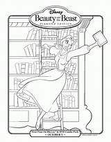 Coloring Pages Belle Library Week Universe National Beast Beauty Disney Coloriage Et Popular Princess Coloringhome Def sketch template