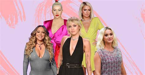 Are celebrities including Mariah Carey, Miley Cyrus ...