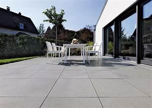 Kann Beton Terrassenplatten : terrassenplatten f r die exklusive gartengestaltung ~ Articles-book.com Haus und Dekorationen