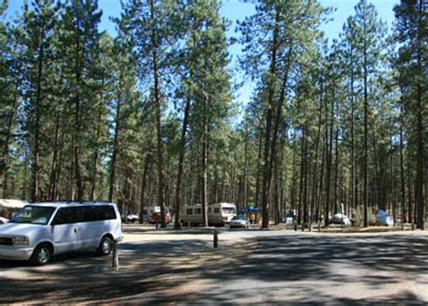 campgrounds lake roosevelt national recreation area
