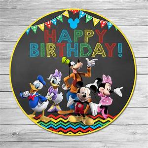 Happy Birthday Mickey Mouse : happy birthday images 27 free psd ai vector eps format download free premium templates ~ A.2002-acura-tl-radio.info Haus und Dekorationen