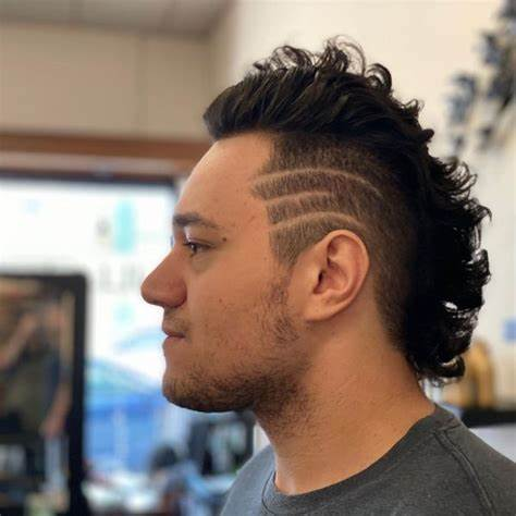 16+ Mullet Haircut Lines Images