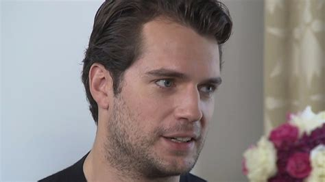 Henry Cavill admits he's scared of flying | Good Morning ...