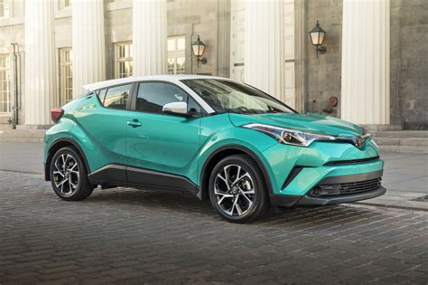 2018 Toyota Chr Enters Production  Openroad Auto Group