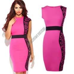 2014 new fashion women summer dress celeb style slim tunic
