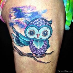 56+ Amazing Owl Bird Tattoos Ideas