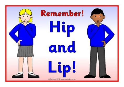 hip  lip posters