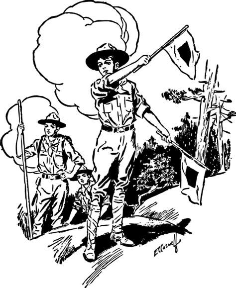 Boy Scouts Clip Art at Clker.com - vector clip art online ...