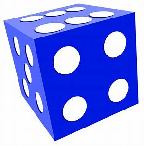 Dice clipart transparent background - Pencil and in color ...