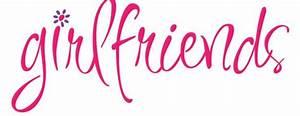 Girl Friends Clipart | ClipArtHut - Free Clipart