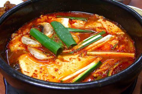 korean dishes stew korea foods jjigae try