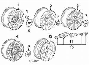 Cadillac Escalade Wheel  Cadillac Escalade  22  Code  Q7l