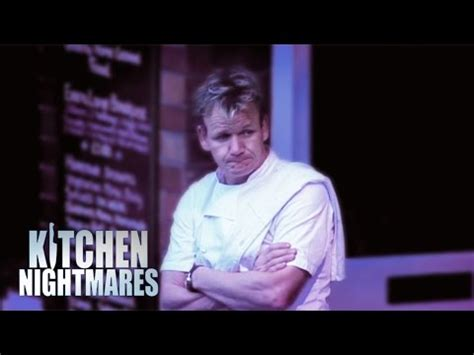 Kitchen Nightmares Rotten Lobster by Chef Faint S In Front Of Gordon Ramsey Doovi