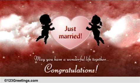 wishes    married couple   married ecards