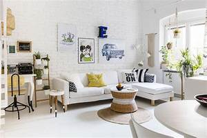 how to decorate a small living room With how to decorate white living room furniture