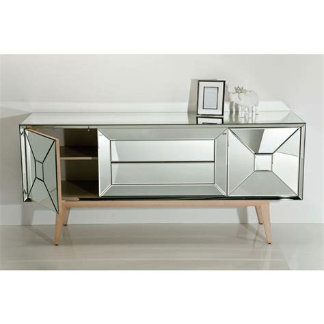 Coloured Sideboards by Designer Sideboard With Coloured Glass Panels 1530 W X 480