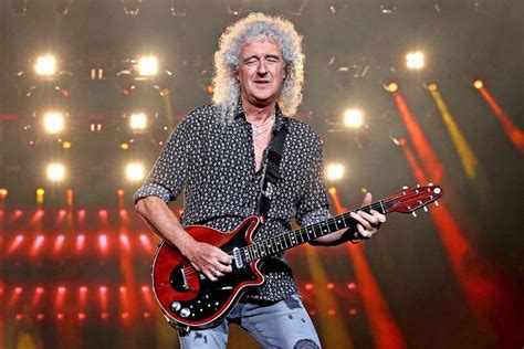 Queen's Brian May Suffers A Painful Loss While Calling The ...