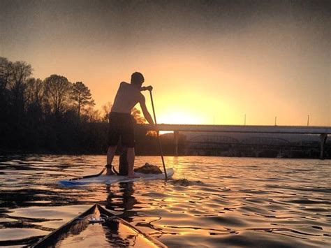 Destinations By Andrew Ls by 6 Beautiful Paddleboard Destinations In Chattanooga