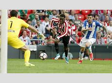 Iñaki Williams a doubt for Atlético match AScom