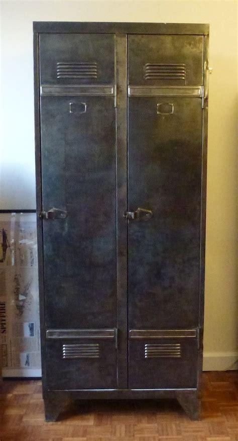 Lockers Industrial   French Locker   La Boutique Vintage