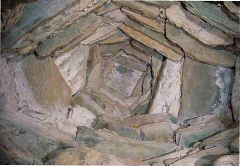 Corbelled Vault by Newgrange History Leaving Cert