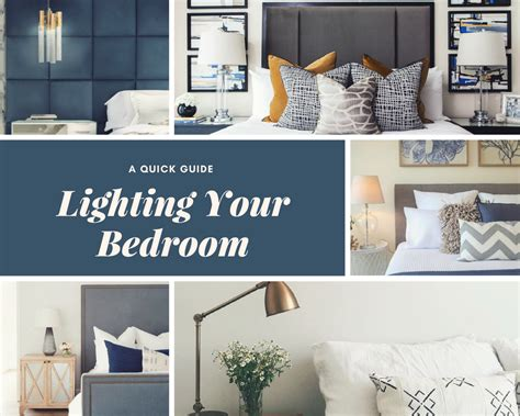 A Quick Guide To Lighting Your Bedroom  The Architects Diary