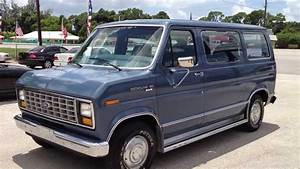 1988 Ford E150 Econoline -view Our Current Inventory At Fortmyerswa Com