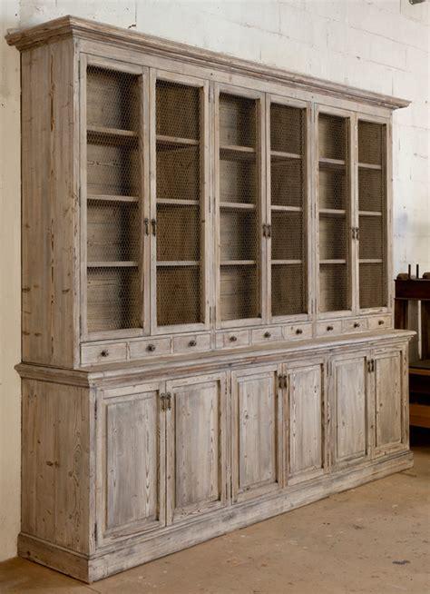 modele de cuisine provencale meubles en bois artisanal dans les alpilles le lubron rmy de provence par m cration bniste