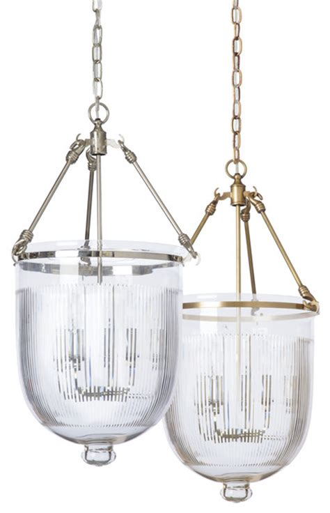 bell jar lighting fixture traditional pendant lighting