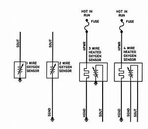 Gm 4 Wire Oxygen Sensor Wiring Diagrams