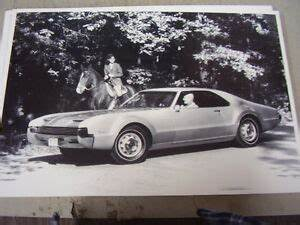 1966 Oldsmobile Toronado 2 X 18 Large Picture    Photo