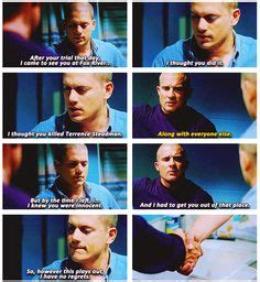 loved this scene prison break pinterest the o 39 jays awesome and prison
